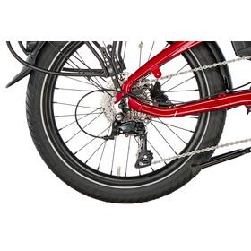 tern Vektron P9 - Vélo de ville électrique - rouge